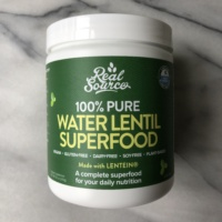 Water lentil superfood by Real Source Foods