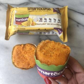 Orange cream smartcake by Smart Baking Co