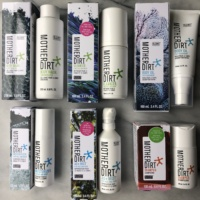 Skincare products by Mother Dirt