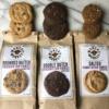 Gluten-free cookies by Munchy Monkey Bakery