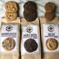 Gluten-free cookies by Munchy Monkey Bakery