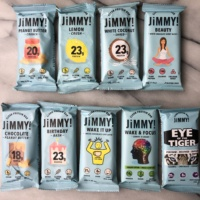 Gluten-free bars by JIMMYBARS