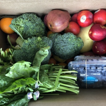 Fruits & veggies from Imperfect Produce