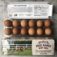 Free-range eggs by NestFresh