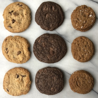 Gluten-free cookies by Munchy Monkey