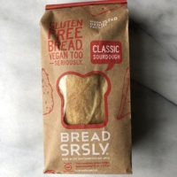 Gluten-free sourdough by Bread SRSLY