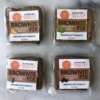 Gluten-free brownies by Jungle Treats