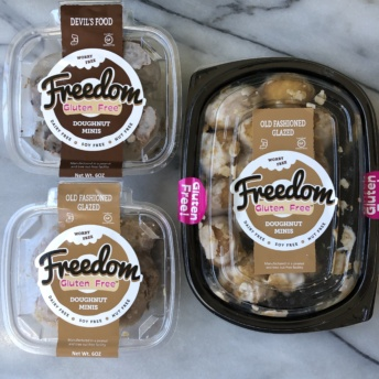 Donuts by Freedom Gluten Free