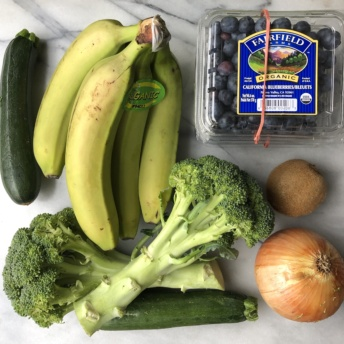 Fruits and veggies from Farm Fresh To You