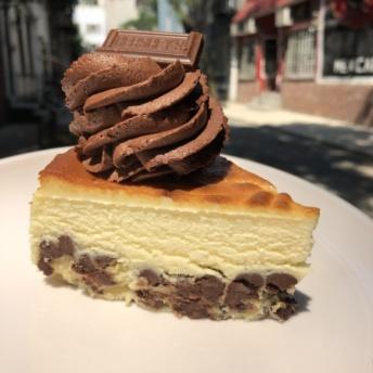 Cannoli cheesecake from Posh Pop