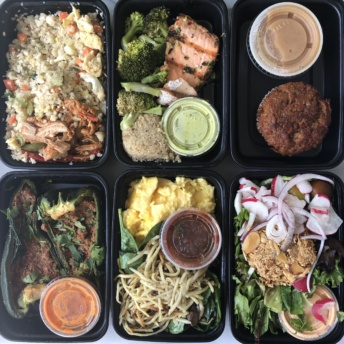 Delicious gluten-free meals from Territory Foods