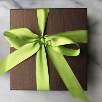 Box of chocolates from Fran's Chocolates
