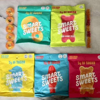 Gluten-free candy by SmartSweets