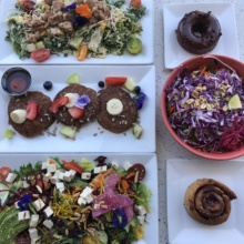 Gluten-free brunch from JOi Cafe in Westlake Village