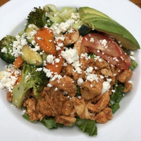 Gluten-free salad from Piknic