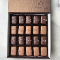 Gluten-free caramels from Fran's Chocolates
