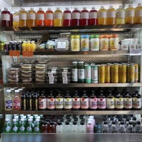 Vibe Organic Kitchen in Newport Beach