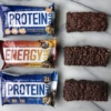 Gluten-free protein bars by Gameday