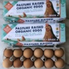Handsome Brook Farm eggs