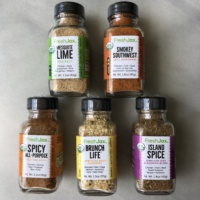 Gluten-free spices by FreshJax