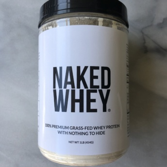 Protein powder by Naked Nutrition