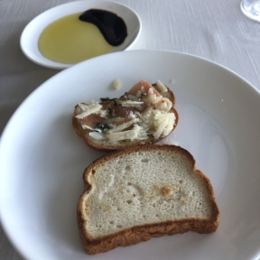 Gluten-free bread from Blanc Italia