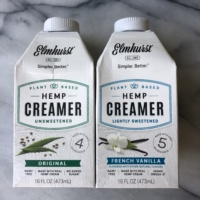 Hemp creamers by Elmhurst