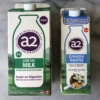 Milk and coffee creamer by a2 Milk