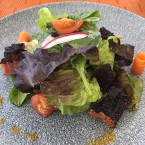 Tuna salad from Blanc Ocean