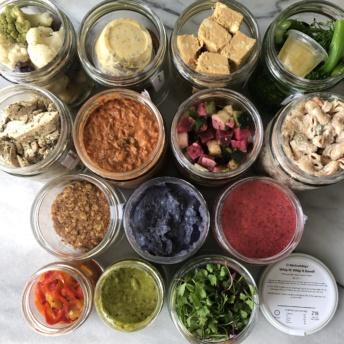 Gluten-free food from Methodology