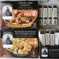 Gluten-free products by Beecher's Cheese