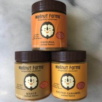 Walnut butter by Wellnut Farms