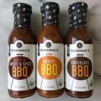 BBQ sauces by Tessemae's