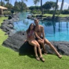 Jackie and Brendan at Grand Hyatt Kauai