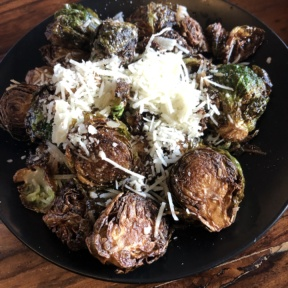 Fried Brussels sprouts from Avalon Gastro Pub