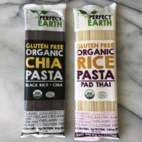 Gluten-free pasta by Perfect Earth Foods