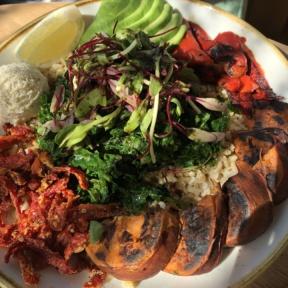 Gluten-free beach bowl from Fresh