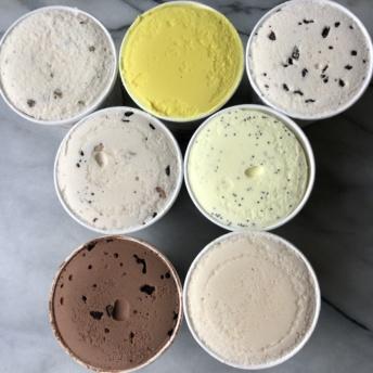 Gluten-free keto-friendly ice cream by Re:Think Ice Cream