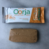 Gluten-free bar by Oorja