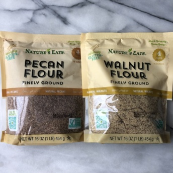 Walnut and pecan flour by Nature's Eats