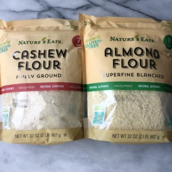 Almond and cashew flour by Nature's Eats
