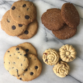 Gluten-free grain-free cookies by Lavender Lane Baking Co