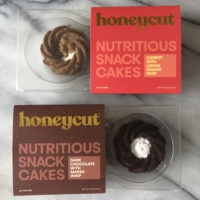 Gluten-free snack cakes by Honeycut Kitchen