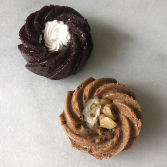 Delicious snack cakes by Honeycut Kitchen