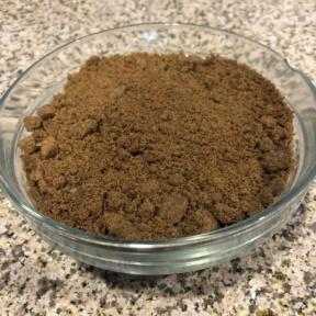Making gluten-free Gingerbread Truffles