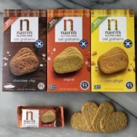 Gluten-free oat grahams by Nairn's