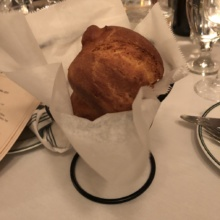Gluten-free bread from Chez Nous Bistro