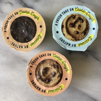 Grain-free cookie dough by P.S. Snacks