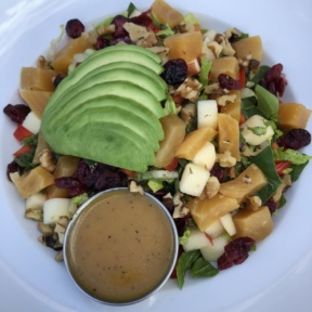 Superfood salad from Taste at the Palisades