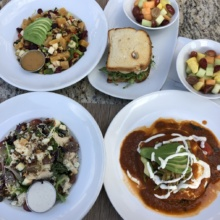 Gluten-free brunch from Taste at the Palisades